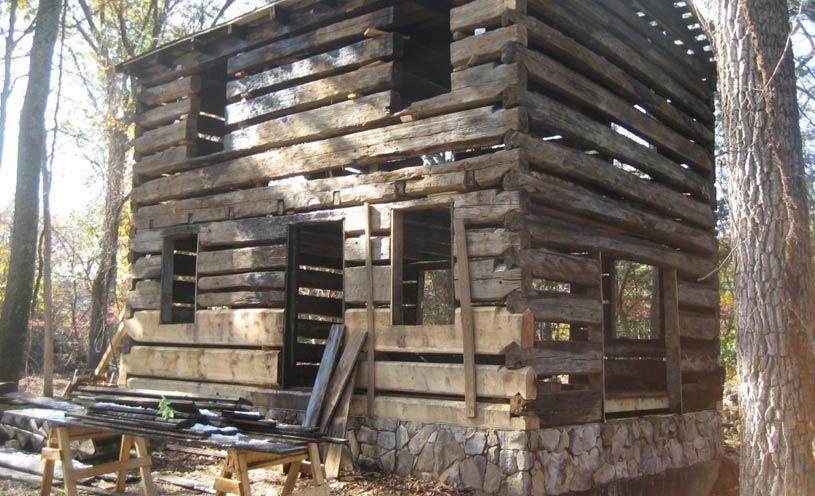 moving hostoric barn