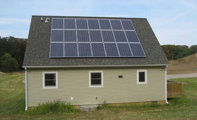 Loudoun solar installation