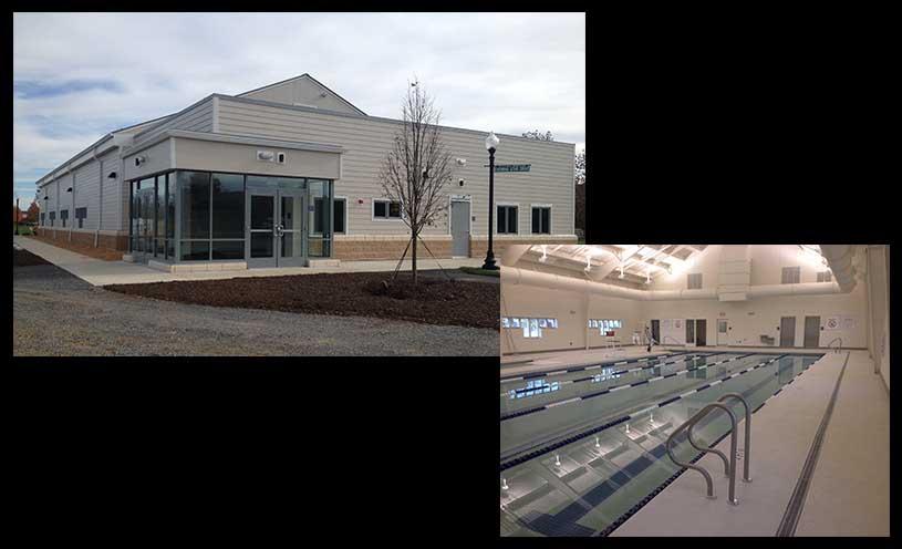 Town swim center